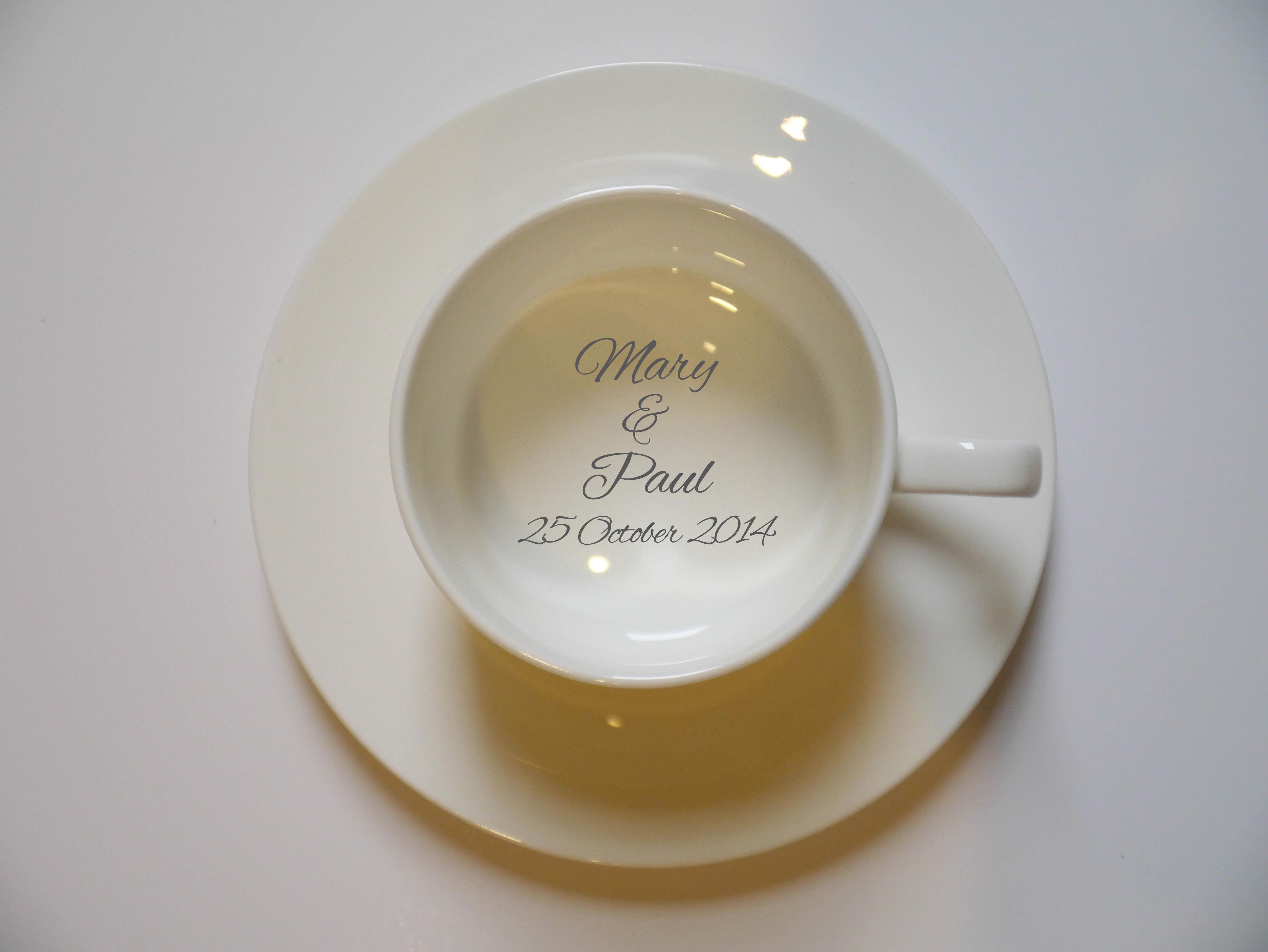 Wedding Favors Tea Cups | Giftwedding.co